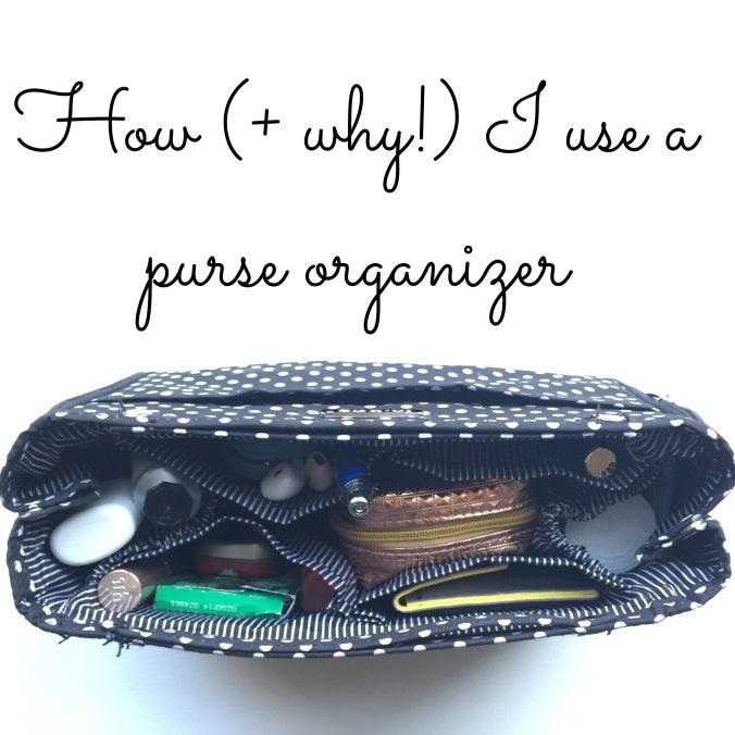 how i use a purse organizer chapel hill organizer